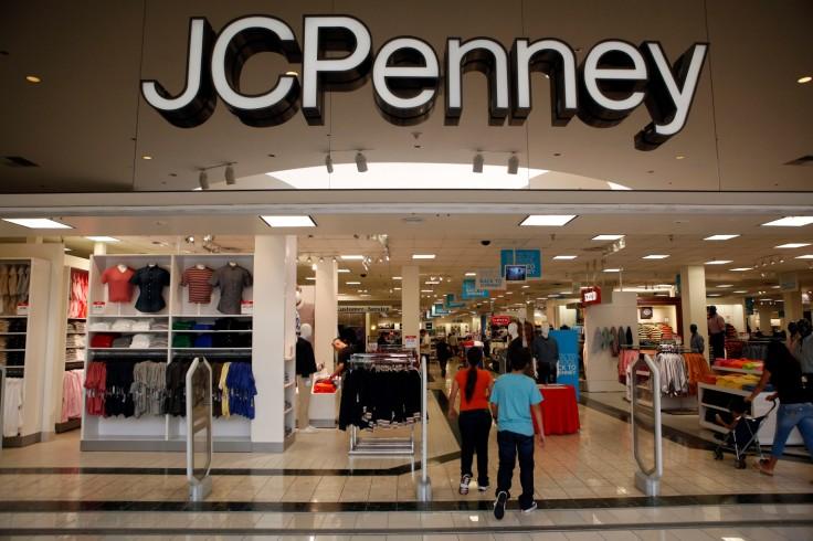 Inside A JC Penney Co. Store Ahead of Earnings Results